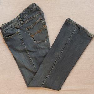 Women's sz 0S Low Rise Tommy Hilfiger Jeans